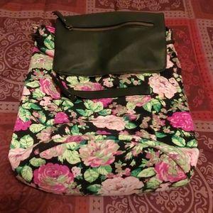 Steve Madden Floral Backpack